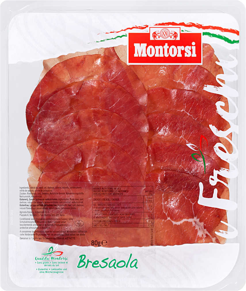 Abbildung des Angebots NEGRONI Bresaola Della Valtellina