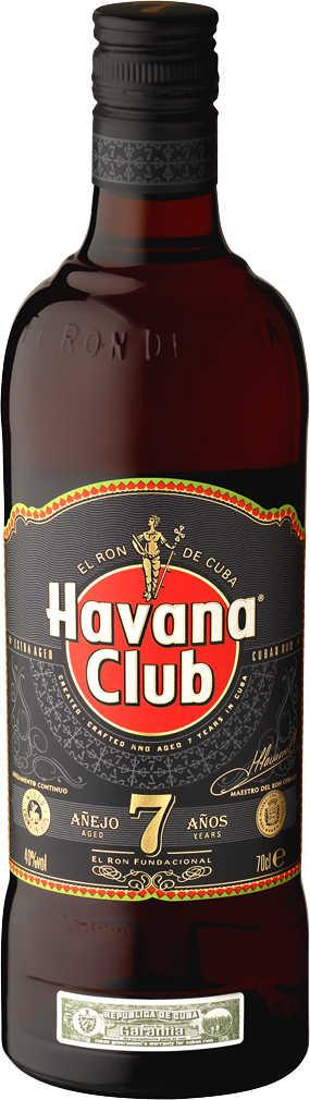 Abbildung des Angebots HAVANA CLUB Añejo 7 Años Rum