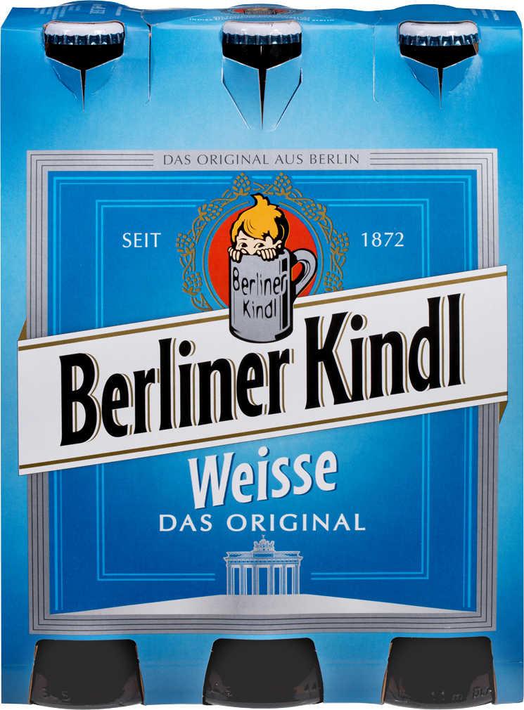 Abbildung des Angebots BERLINER KINDL Weisse