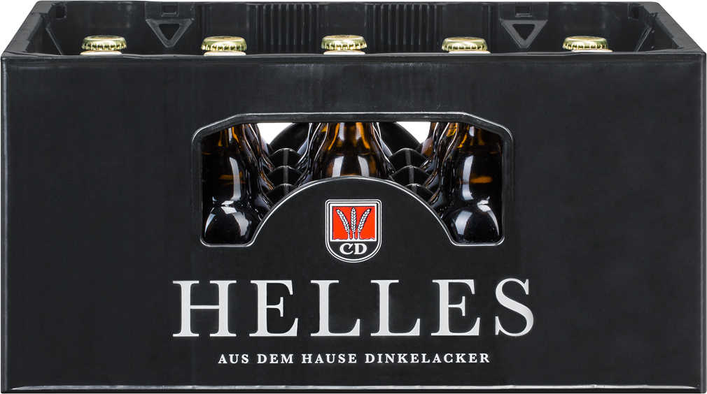 Abbildung des Angebots DINKELACKER CD Helles