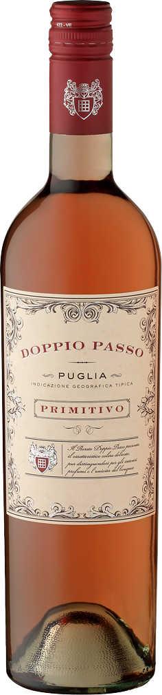 Abbildung des Angebots DOPPIO PASSO Primitivo Rosato IGT