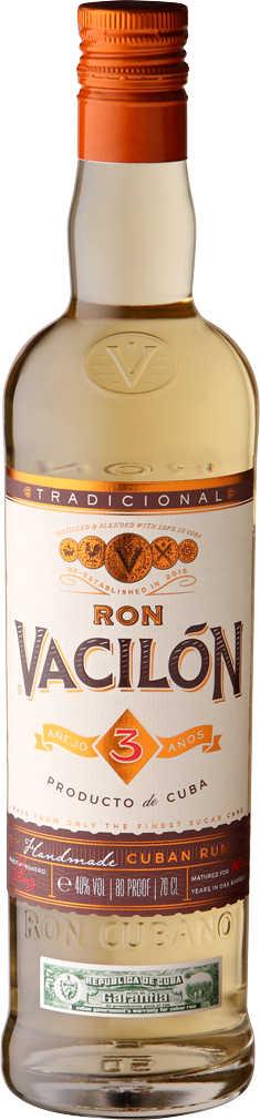 Abbildung des Angebots RON VACILÓN Rum