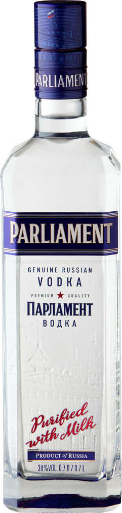 Abbildung des Angebots PARLIAMENT Vodka