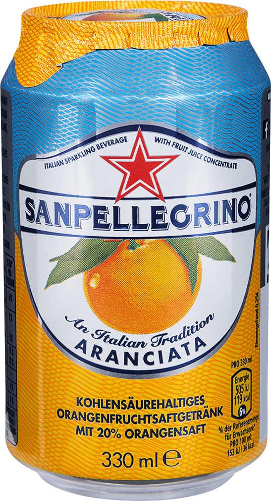 Abbildung des Angebots SANPELLEGRINO Limonade