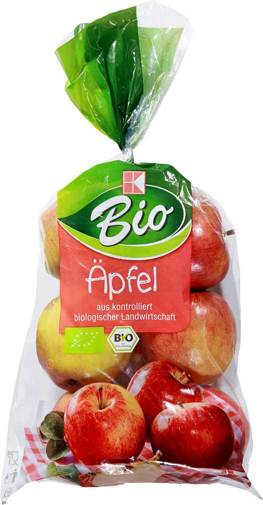 Abbildung des Angebots K-Bio neuseeländische/argentinische Tafeläpfel