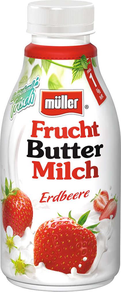 Abbildung des Angebots MÜLLER Frucht-Buttermilch