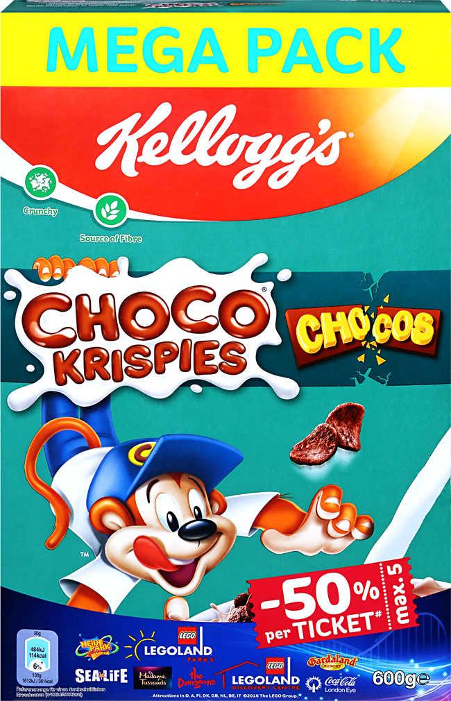 Abbildung des Angebots KELLOG'S Cerealien