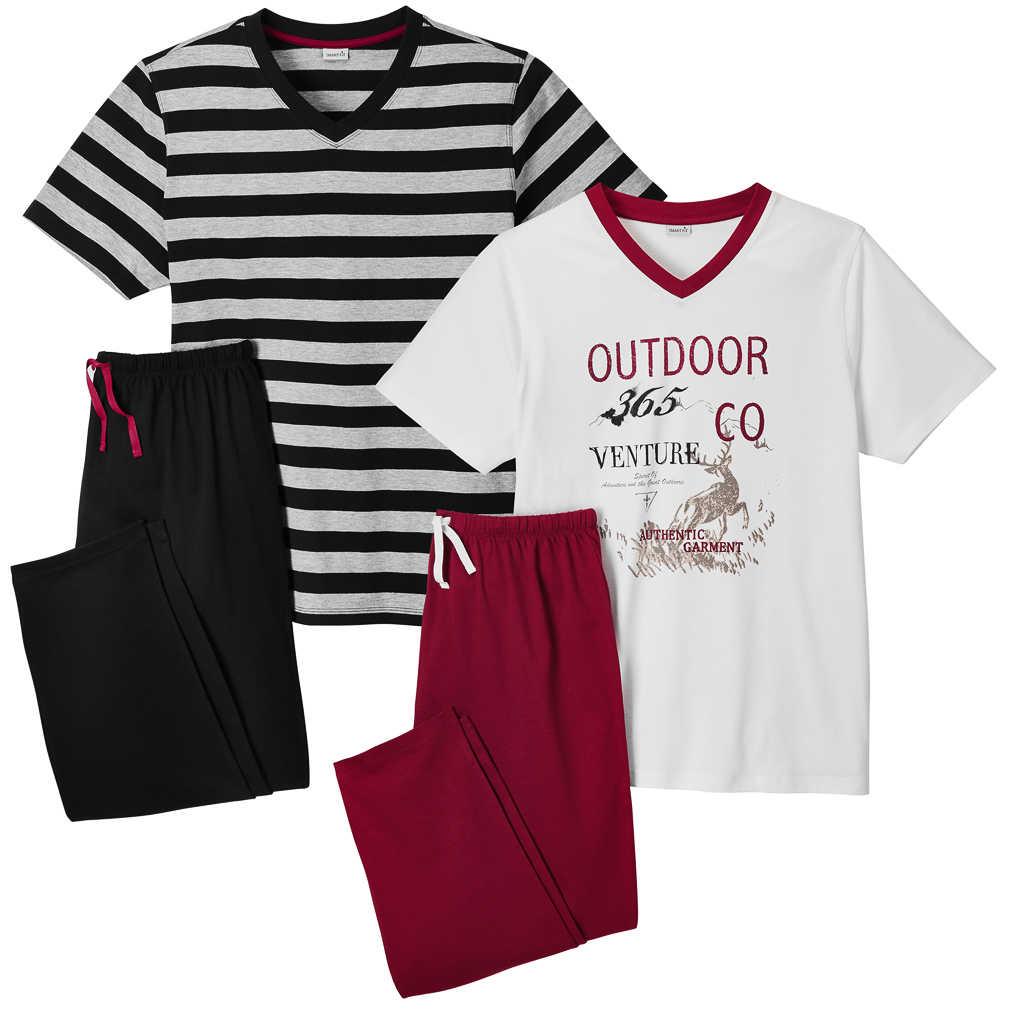 Abbildung des Angebots K-CLASSIC Herren-Pyjama