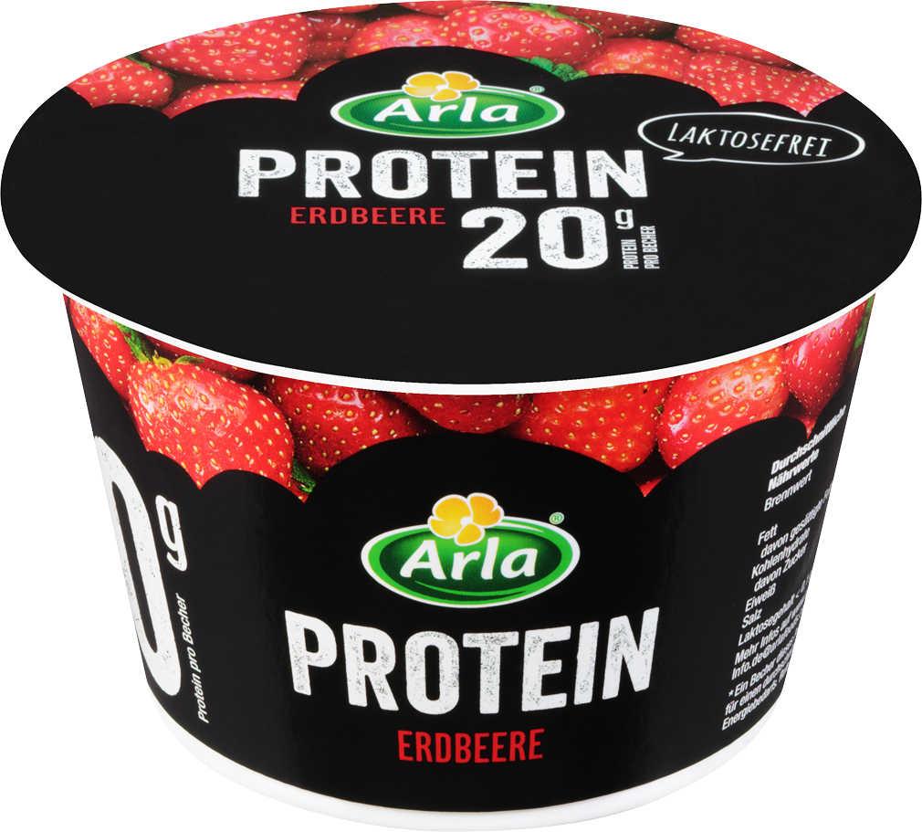 Abbildung des Angebots ARLA Protein Quark Erdbeere, Blaubeere oder Passionsfrucht & Papaya