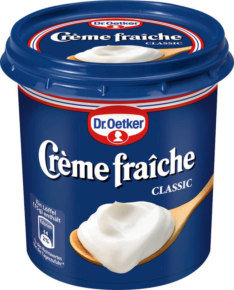 Abbildung des Angebots DR. OETKER Crème fraîche