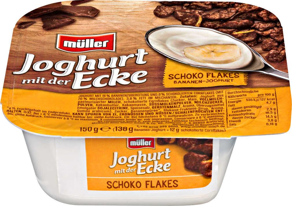 Abbildung des Angebots MÜLLER Joghurt mit der Ecke