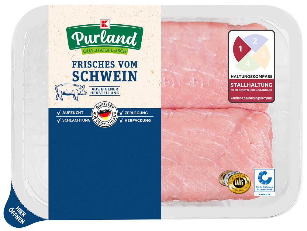 Abbildung des Angebots K-PURLAND Schweinerouladen