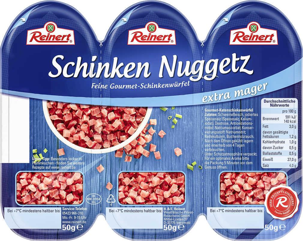 Abbildung des Angebots REINERT Schinken-Nuggetz