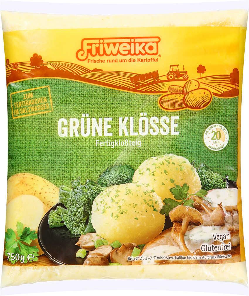 Abbildung des Angebots FRIWEIKA Grüne Klöße