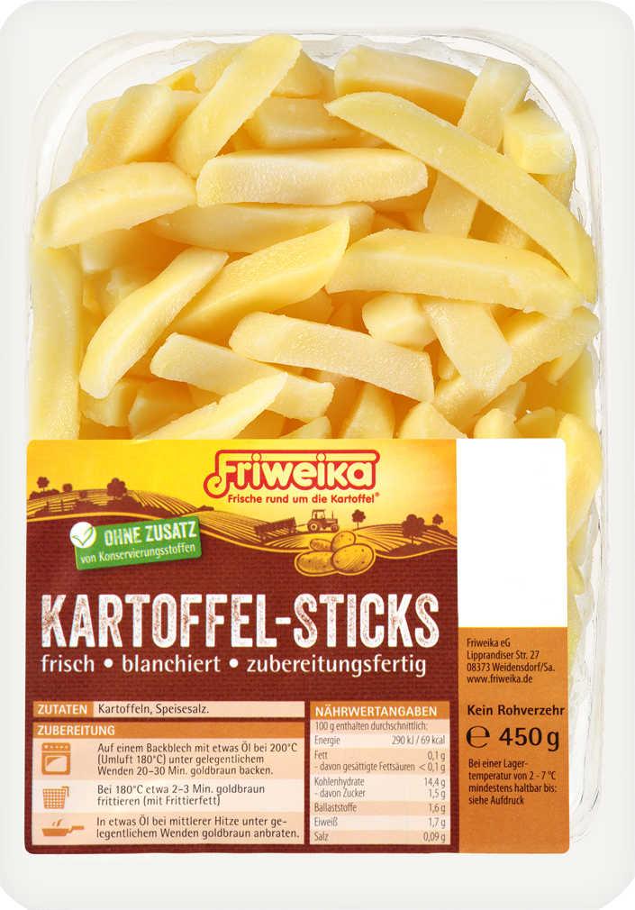 Abbildung des Angebots FRIWEIKA Kartoffelsticks