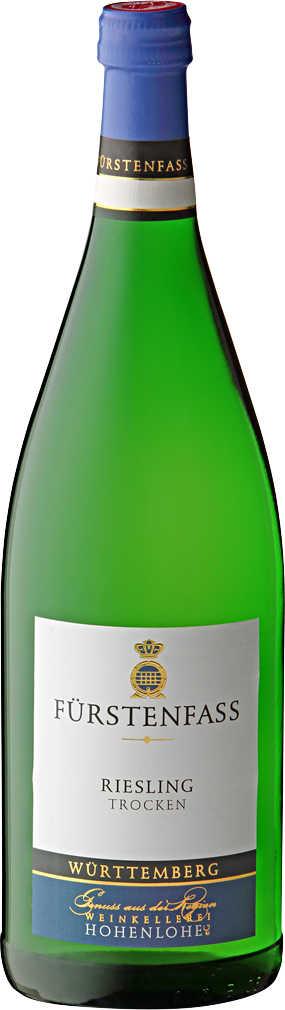 Abbildung des Angebots Weinkellerei Hohenlohe Fürstenfass Verrenberger Lindelberg Riesling