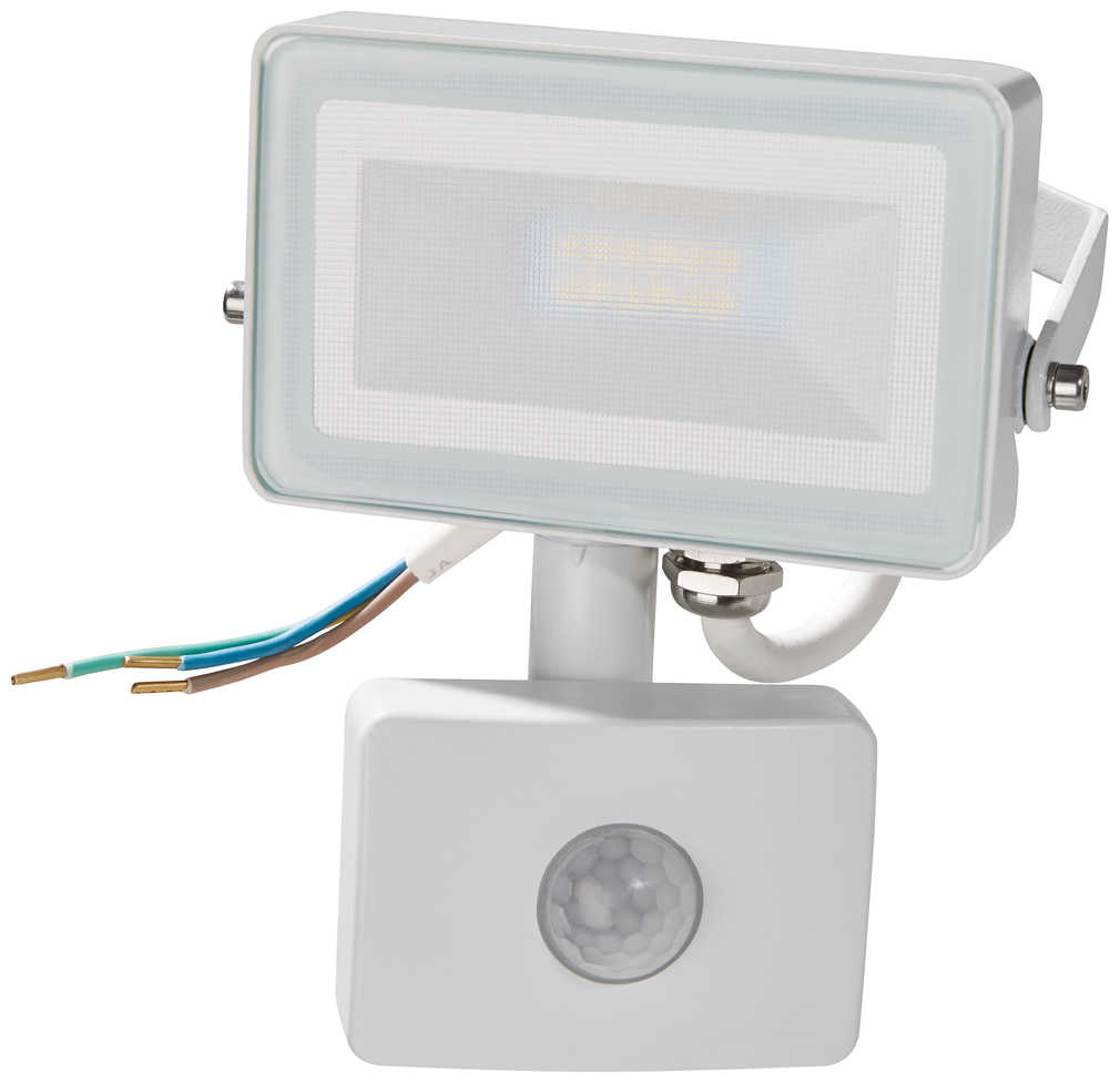 Abbildung des Angebots BLAUPUNKT LED-Flutlicht mit Bewegungsmelder