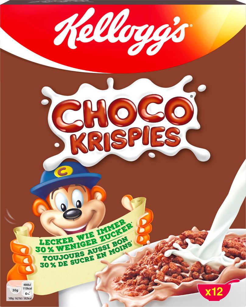 Abbildung des Angebots KELLOGG'S Cerealien
