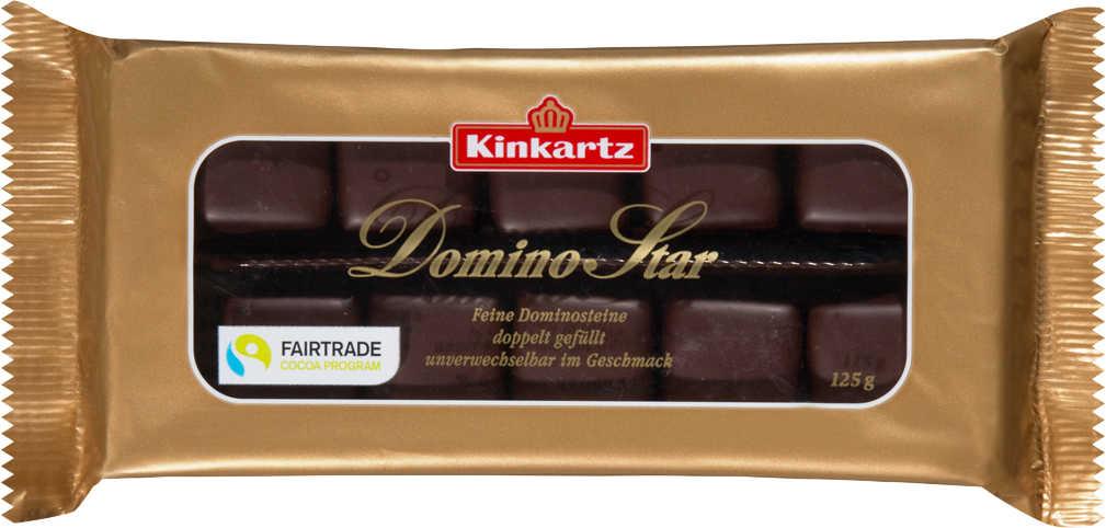 Abbildung des Angebots KINKARTZ Domino Star Dominosteine