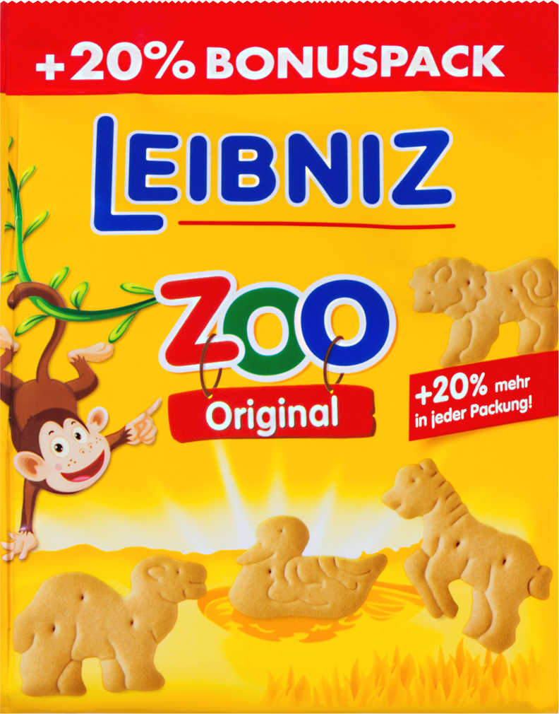 Abbildung des Angebots BAHLSEN Leibniz Zoo