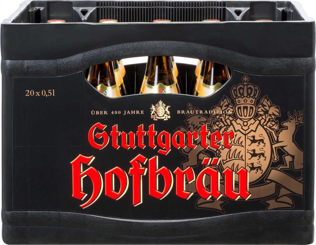 Abbildung des Angebots STUTTGARTER HOFBRÄU Volksfestbier