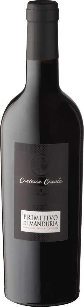 Abbildung des Angebots CONTESSA CAROLA Primitivo di Manduria
