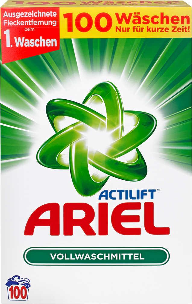 Abbildung des Angebots ARIEL XXL