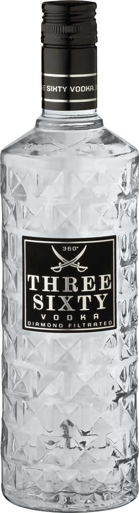 Abbildung des Angebots THREE SIXTY Vodka