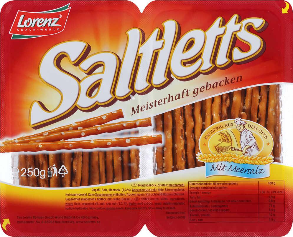 Abbildung des Angebots LORENZ Saltletts Laugensticks