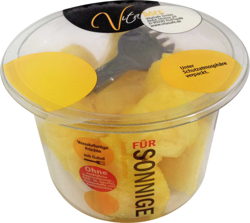 Abbildung des Angebots VitaSafe Ananasstücke