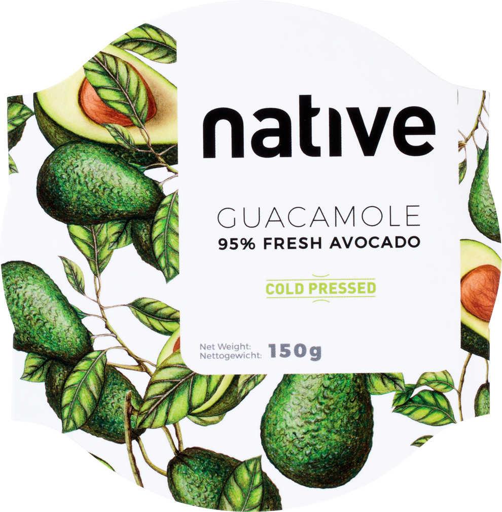 Abbildung des Angebots NATIVE Guacamole