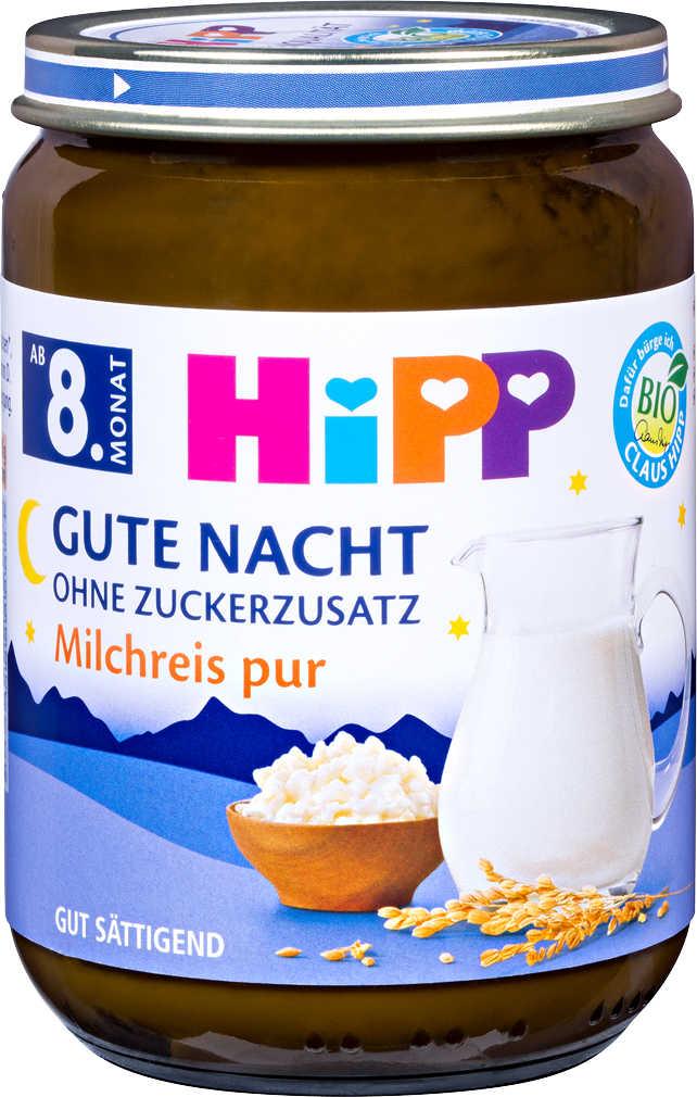 Abbildung des Angebots HIPP Gute Nacht Bio-Mahlzeit