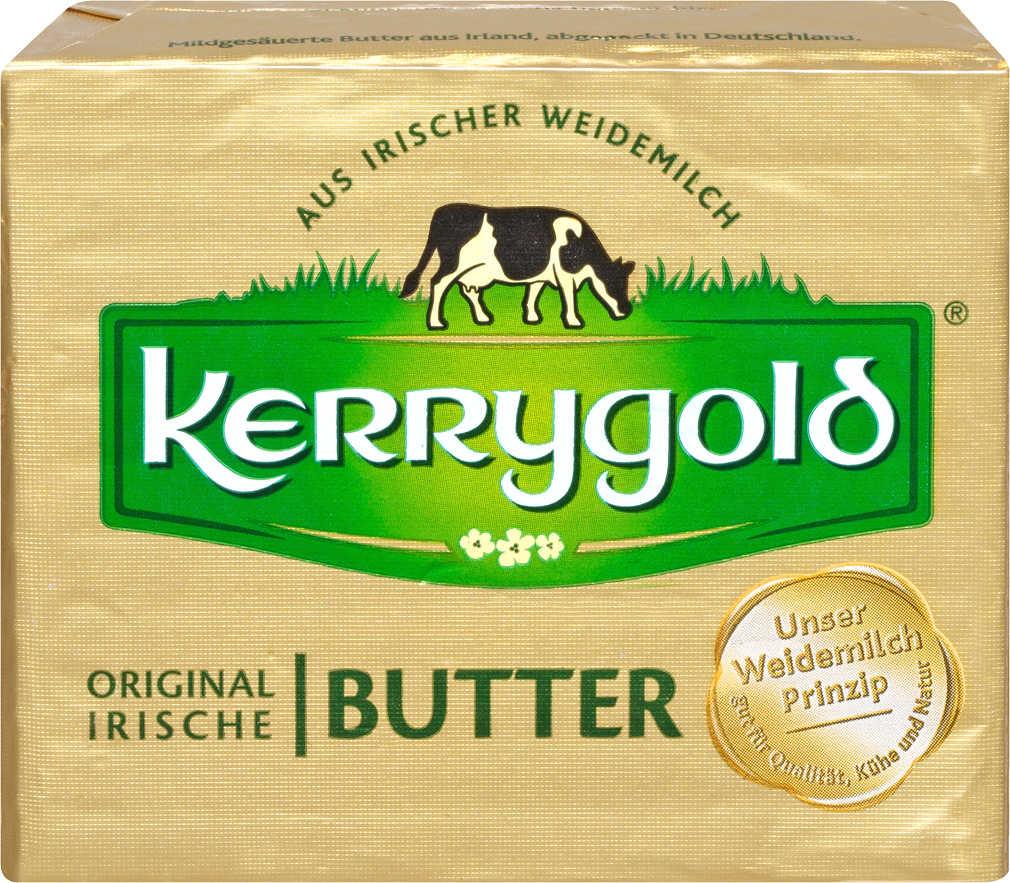 Abbildung des Angebots KERRYGOLD original irische Butter