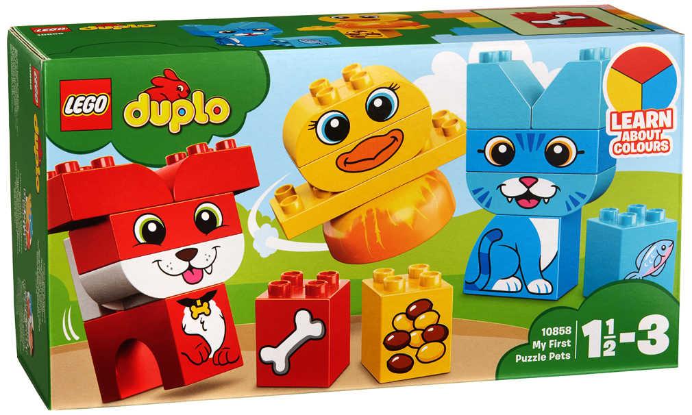 Abbildung des Angebots LEGO DUPLO Bausteinebox 10858 »Meine ersten Tiere«