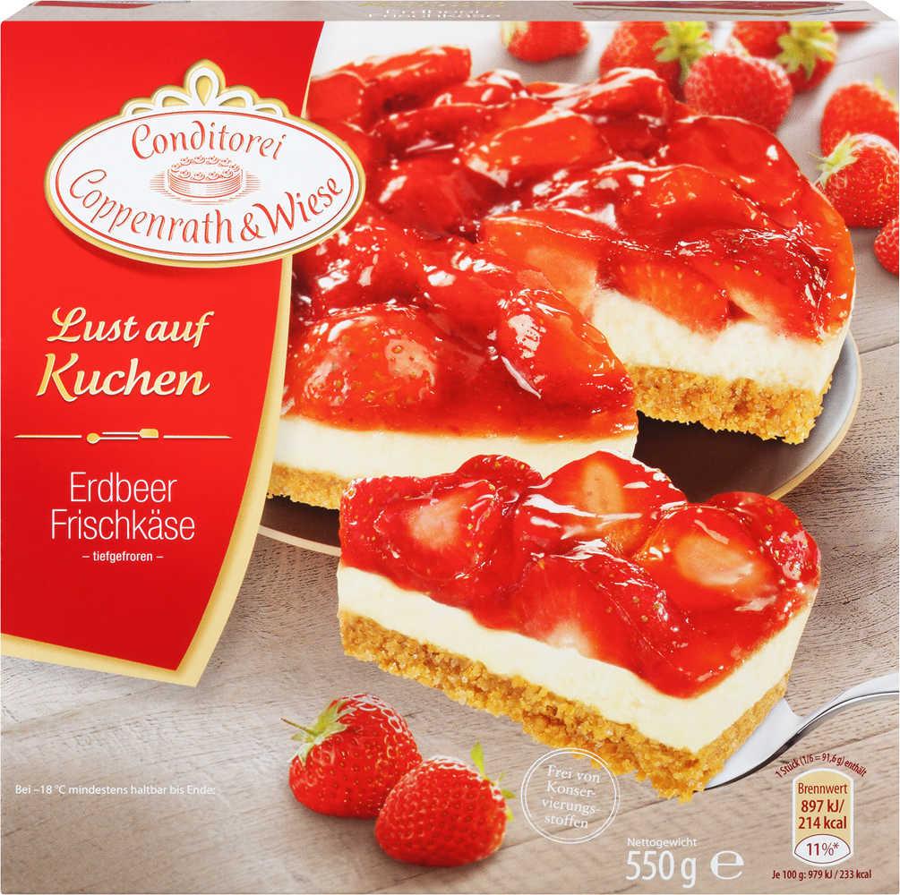 Abbildung des Angebots COPPENRATH & WIESE Lust auf Kuchen Erdbeer