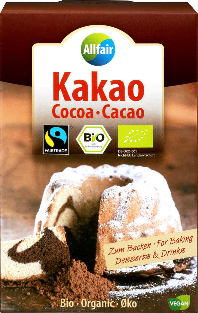 Abbildung des Angebots ALLFAIR FAIRTRADE Bio-Kakao