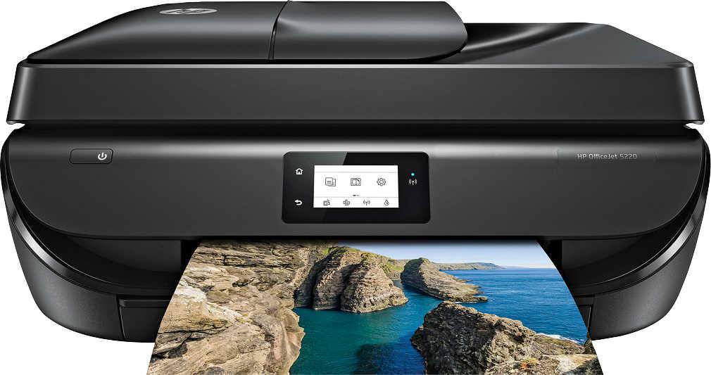 Abbildung des Angebots HP 4in1 All-in-One-Drucker »OfficeJet 5220«