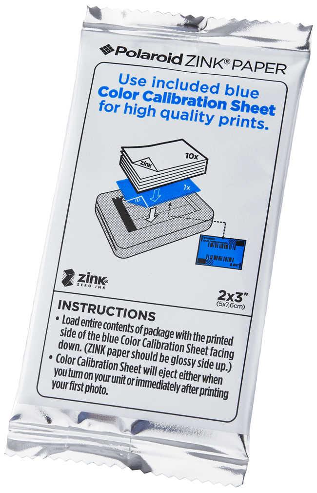 Abbildung des Angebots POLAROID ZIP-Sofortbilddrucker »POLMP01«