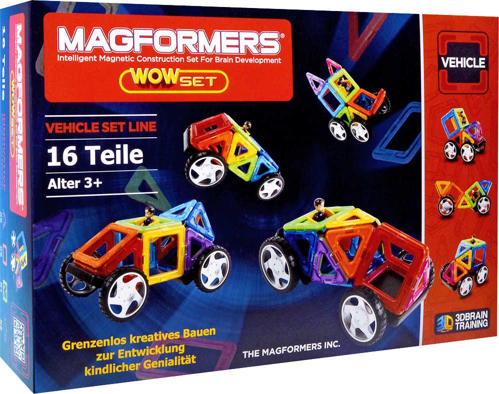 Abbildung des Angebots MAGFORMERS Wow-Set