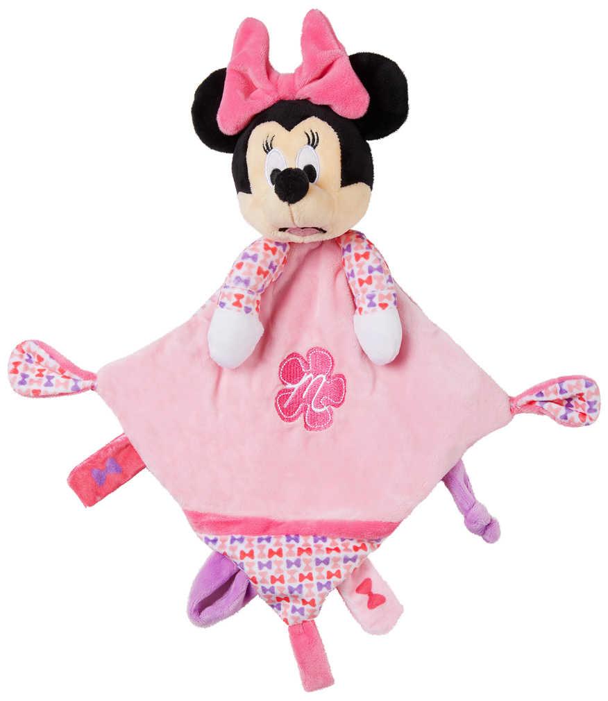 Abbildung des Angebots SIMBA Disney Minnie 3D-Schmusetuch