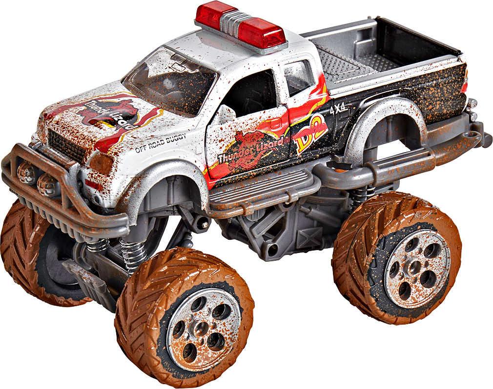 Abbildung des Angebots DICKIE Rally-Monster-Auto