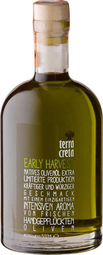 Abbildung des Angebots TERRA CRETA Early Harvest Olivenöl