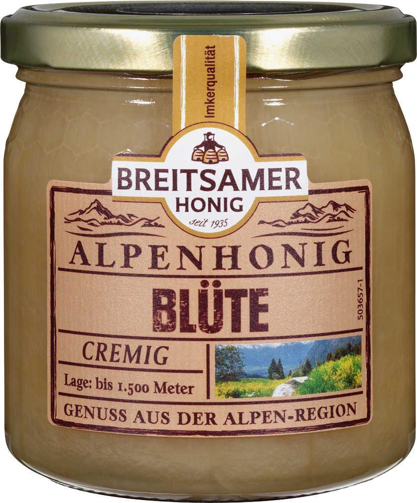 Abbildung des Angebots BREITSAMER Alpenhonig