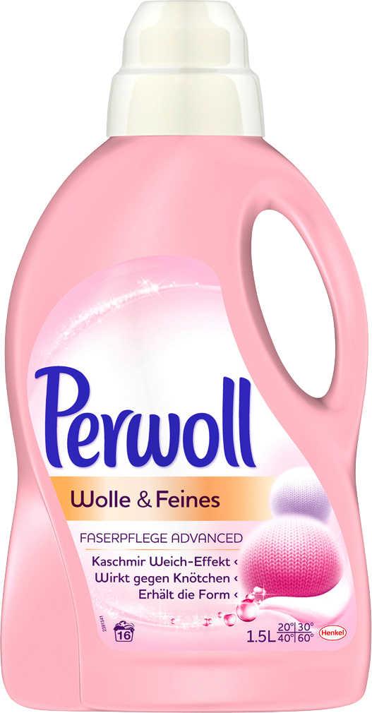 Abbildung des Angebots PERWOLL Waschmittel