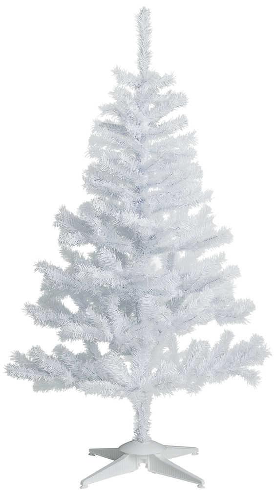 Abbildung des Angebots Tannenbaum (weiß) Höhe ca. 150 cm