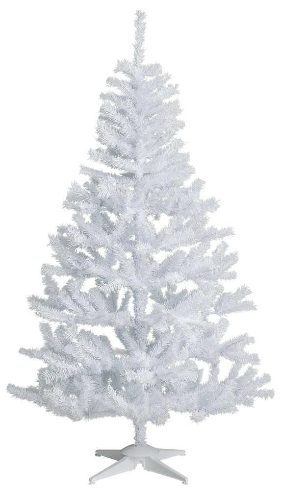 Abbildung des Angebots Tannenbaum (weiß) Höhe ca. 180 cm