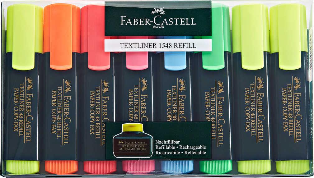 Abbildung des Angebots FABER CASTELL Textmarker