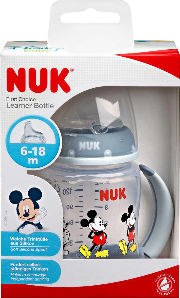 Abbildung des Angebots NUK Trinklernflasche Mickey