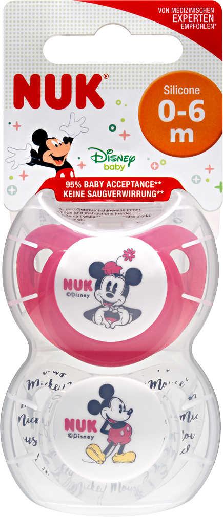 Abbildung des Angebots NUK Schnuller Mickey