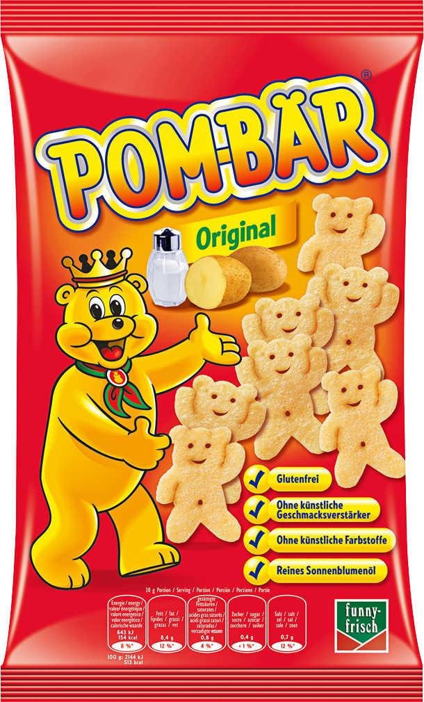 Abbildung des Angebots POM-BÄR Kartoffelsnacks